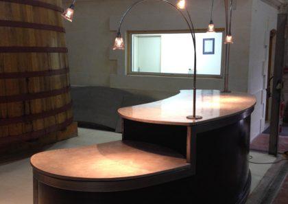 Lampes luminaire bar