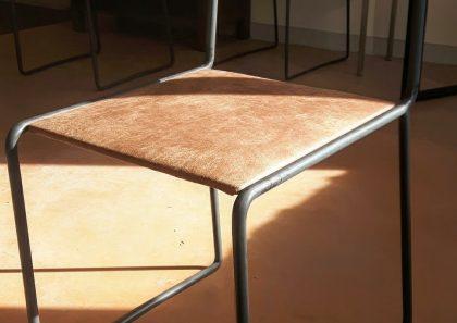 chaise-cuir-acier