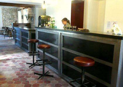 Comptoir bar restaurant